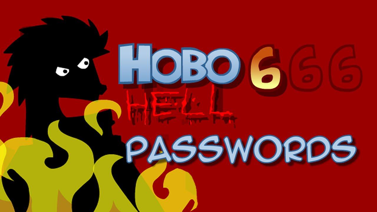 Hobo 6 – HELL [Passwords]