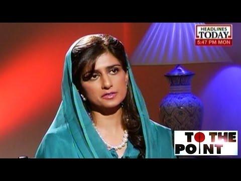 To The Point - Karan Thapar - To The Point: Hina Khar discusses Pakistan's perception of Nawaz visit