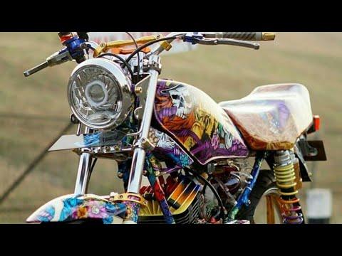 AKSI - AKSI GARANG YAMAHA RX.KING DALAM FILM FILM INDONESIA