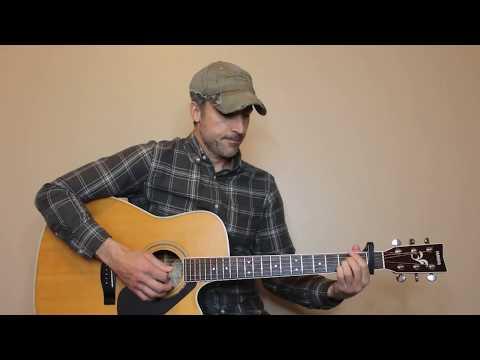When I Said I Do - Clint Black - Guitar Lesson | Tutorial