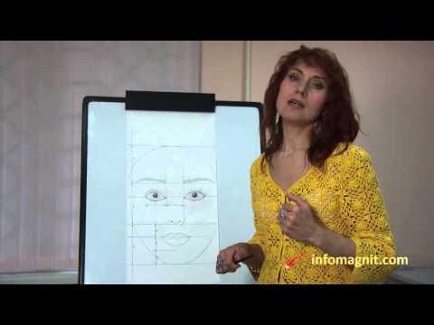 Основы макияжа глаз и бровей, коррекция опущенного уголка
