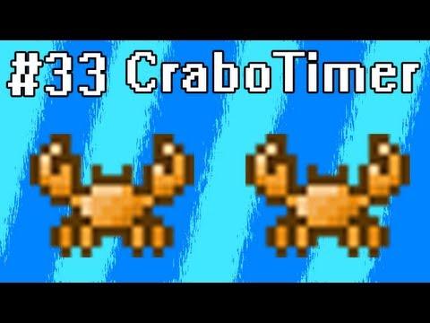 Poradnik Terraria [33] - CraboTimer,  czyli timer szybszy od 1s