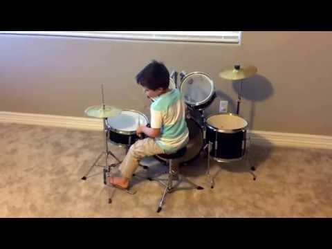 PDP junior drum set