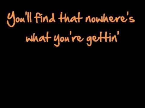 Cross Canadian Ragweed - Leave Me Alone [Lyrics]