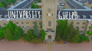 AWESOME SINCE DAY 1 | UNIVERSITY OF GUELPH // DJI P4, Cannon 70d, Canon EF-S 10-22mm f/3.5-4.5 thumbnail