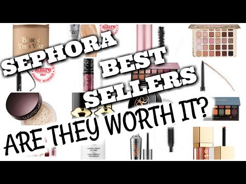 LIVE CHAT: Sephora Best Sellers - Are they really THAT good??? Drugstore Dupes??