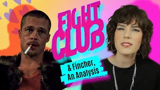 FIGHT CLUB [Film Analysis With Maggie Mae Fish]