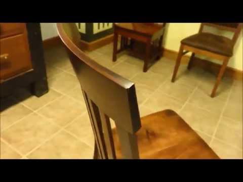 Amish San Marino Dining Room Chair