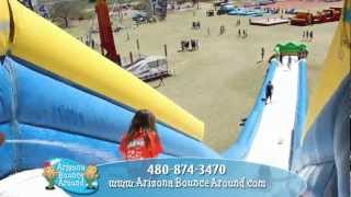 Rhino Slide Rental, Giant Inflatable Water Slides For Rent, Az, Ca, Nv, Co, Nm