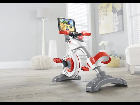 NAPPA Product Review: Fisher-Price Think & Learn Smart Cycle From Fisher-Price