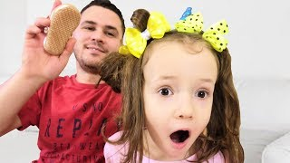 Papa Left Alone With Ulya video for kids