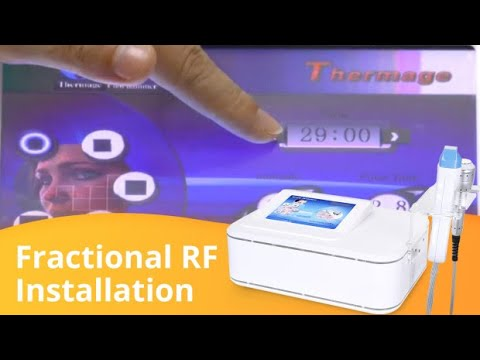 how-to-install-fractional-rf-anti-wrinkles-machine|-surebty-video