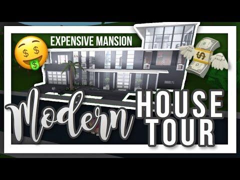 MODERN MANSION HOUSE TOUR || BLOXBURG