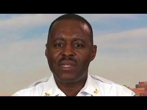 New Ferguson police chief: Challenge is to heal divide