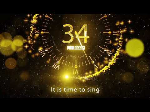 2021 Happy New Year CLOCK Countdown Timer SFX Fireworks Voice Music - YouTube