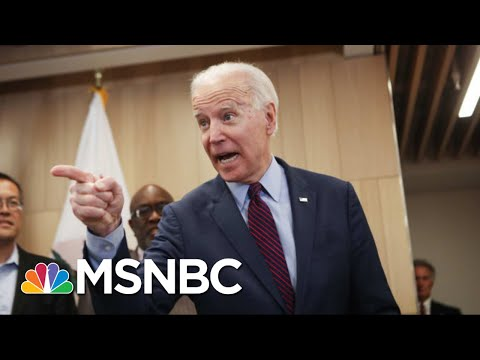 Biden Discusses How Coronavirus Has Factored Into His Healthcare Plan | The Last Word | MSNBC