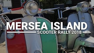 MERSEA ISLAND SCOOTER RALLY 2018!