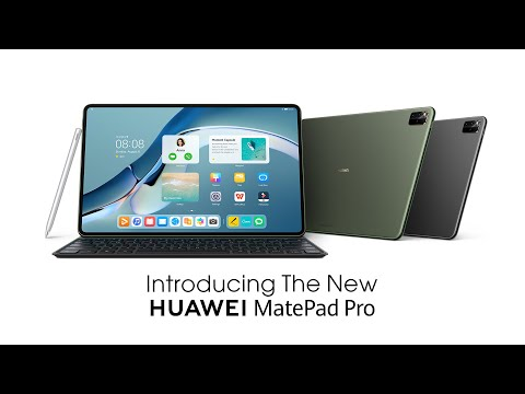 Introducing The New HUAWEI MatePad Pro