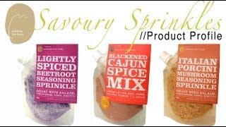 Nicholson Fine Foods - Seasoning Sprinkles