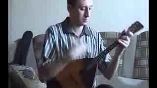 """Andrey Onishenko """"Nothing else matters"""" of Metallica (cover on balalaika)"""