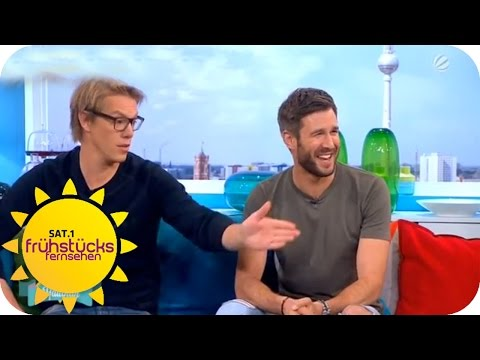 Talk: Jochen Schropp und Simon Gosejohann | SAT.1 Frühstücksfernsehen