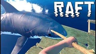 Znowu ubiłem rekina   RAFT (#6)