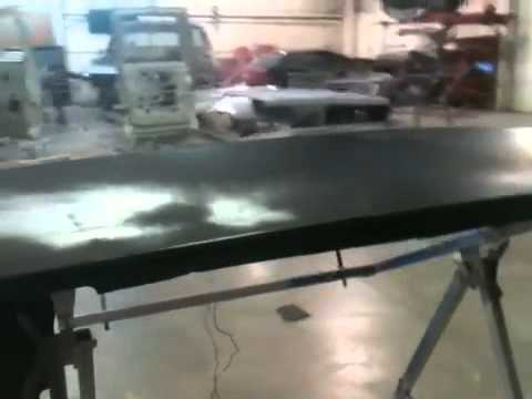 Stands For Painting Fenders Off Car & Stands For Painting Fenders Off Car - YouTube