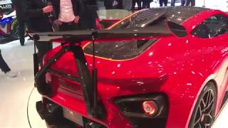 world first up down left or right wing motion supercar
