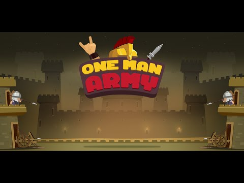 One Man Army - Epic Warrior (GamePlay)