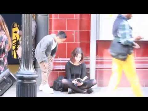 Kid Chat-up Older Girls Prank - Social Experiment!