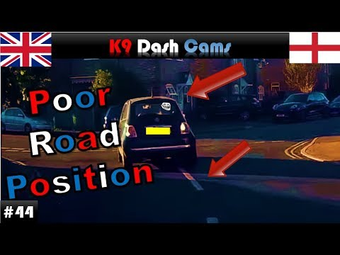 UK Dash Cam #44 | Close Calls | Bad Driving | Observations
