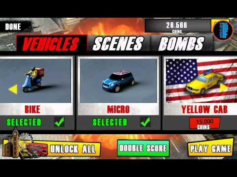 Скачать взломанную игру Bad Traffic v082 на андроид