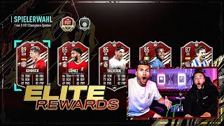 FIFA 21: ELITE Fut Champions Rewards PACK OPENING + TEAM BAU🔥