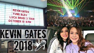 KEVIN GATES LUCA BRASI 3 TOUR | NASHVILLE 2018