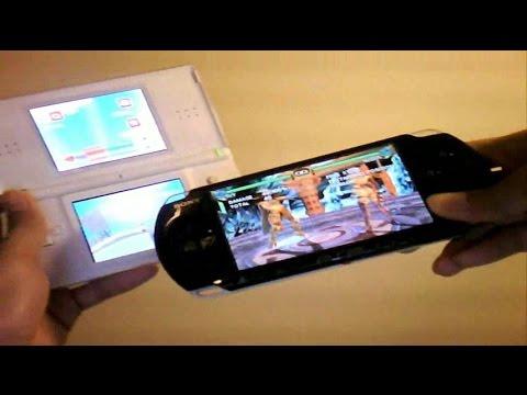 PSP Slim vs DS Lite Comparison and Review