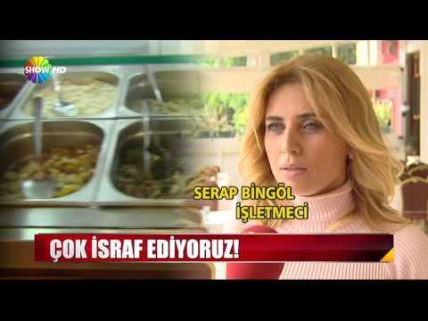 Türkiye'de İsraf Edilen Gıdalar ve Sonuçları