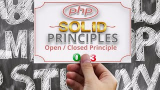 Part 03 SOLID Principles of OOP | Open Closed Principle with PHP Examples اردو / हिंदी