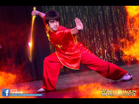 China Live - Chinese Cultural Acrobatic Show Bookings & Services