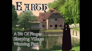 """Black Sabbath: A Bit of Finger/Sleeping Village/Warning as Covered by """"Earth"""""""