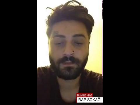 Şehinşah Joker ve Sehabe atışması hakkında hazırlanan videoyu izliyor