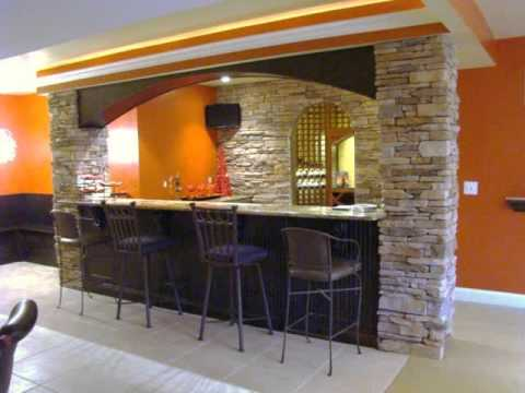 Modern Home Mini Bars | Collection Of Home Bar Sets, Modern Bar ...
