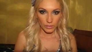 Вечерний Макияж для Блондинок / Smoky eyes.
