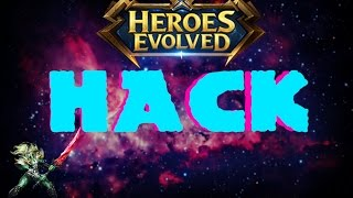 Heroes Evolved Hack 2017 Get Unlimited Free Tokens Gems and Coins