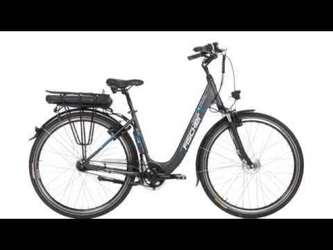 fischer city e bike ecu 1401 youtube. Black Bedroom Furniture Sets. Home Design Ideas