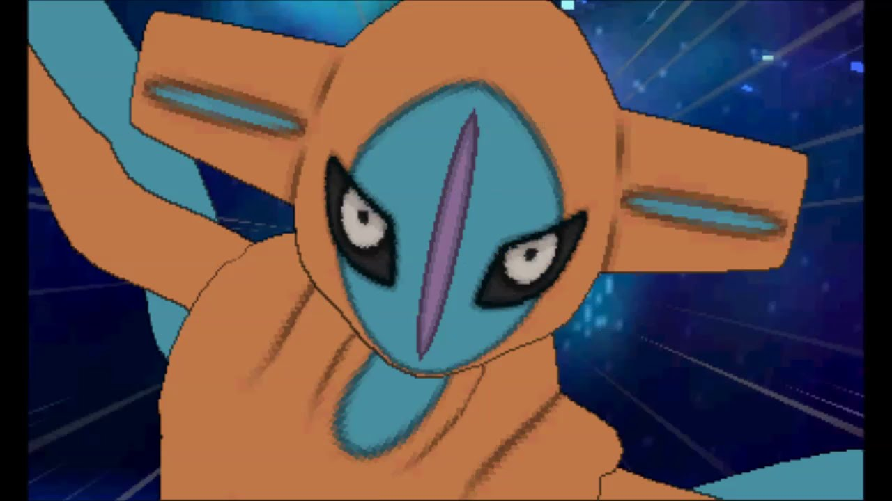 Pokemon Omega Ruby Alpha Sapphire Catching Deoxys