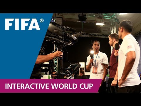 FIWC 2017 - Re-live all Group C & D matches - Xbox / Console#5