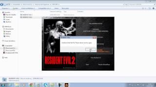 Como Baixar e Instalar o RESIDENT EVIL 2 CORRETAMENTE  2013