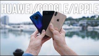 Mate 20 Pro ⚔️ iPhone XS Max ⚔️ Pixel 3 XL - Který lépe točí? | VLOG 3² Singapore [4K]
