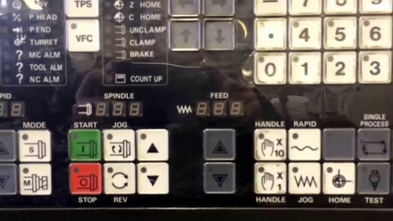 Mazatrol Cam t 2 manual