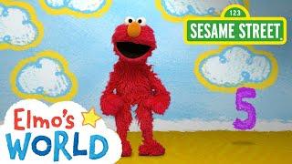 Sesame Street: Counting | Elmo's World